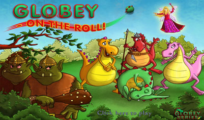 Globey on The Roll!